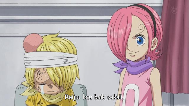 One Piece Episode 803 Subtitle Indonesia