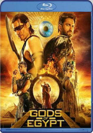 Gods of Egypt 2016 BluRay 400Mb Hindi Dual Audio ORG 480p Watch Online Full Movie Download bolly4u