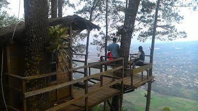 Wisata Instagramable di Jawa Timur, Omah Kayu Malang