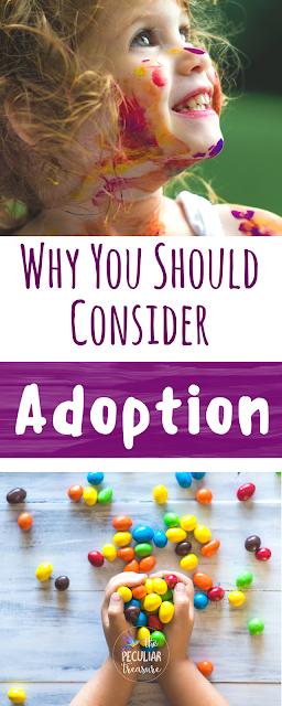 Why should you consider adopting a child? Because it's a beautiful act that blesses all involved. | Check out three women's stories about how adoption blessed their lives. #adoption #faith #christianity