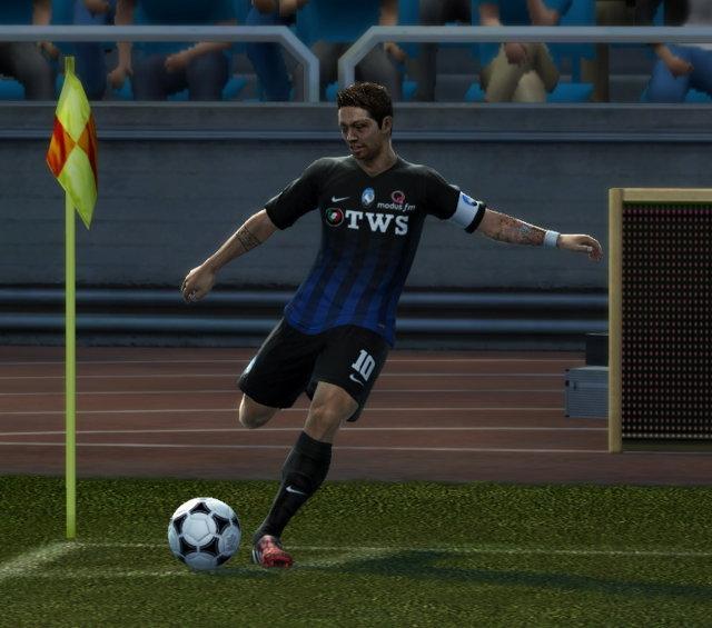 PES 2013 Atalanta B.C. 2016/2017 Kits