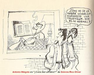 """Antonio Mingote, Defensa del libro, """"¿Cómo leer un libro?"""""""