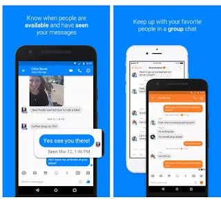 5 Fitur yang Belum Banyak di Ketahua Pada Facebook Messenger