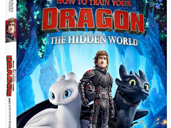 How To Train Your Dragon: The Hidden World GIVEAWAY