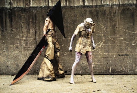 Cosplay para Halloween Silent Hill