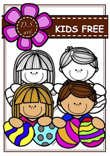 https://www.teacherspayteachers.com/Product/FREE-KIDS-and-Eggs-Digital-Clipart-color-and-blackwhite-2420303