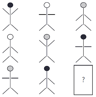 Sharpen Your Brain: Replace the question mark!