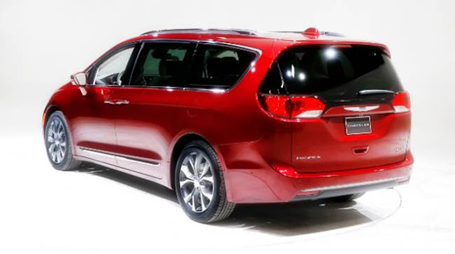 2018 Chrysler Pacifica Changes and Price