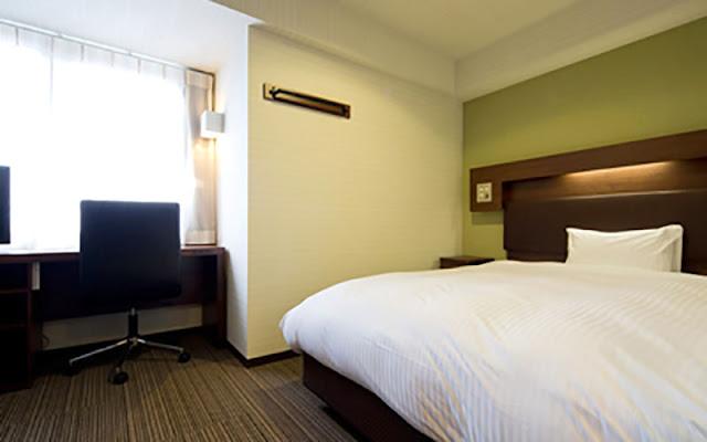 格林瑞奇酒店京都站南 Green Rich Hotel Kyoto Station South - 雙人房