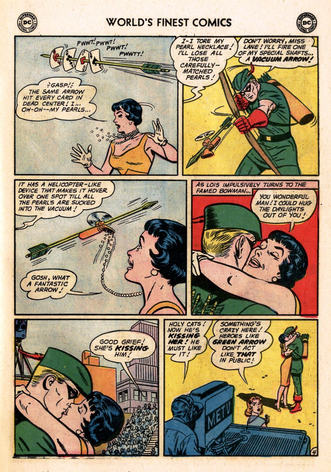 Read online World's Finest Comics comic -  Issue #141 - 27