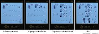 Etekcity Laser Distance Meter S9, volume