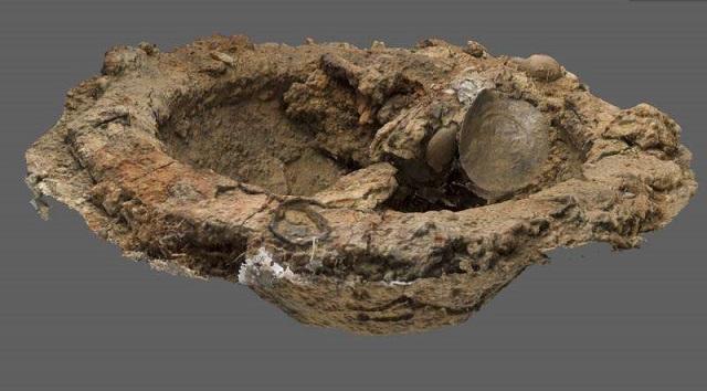 La photogrammétrie, nouvel outil archéologique