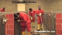 Orange-Collar Worker