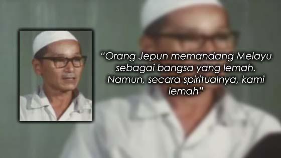 Bekas Tentera Jepun Dedah Sebab Beliau Peluk Islam