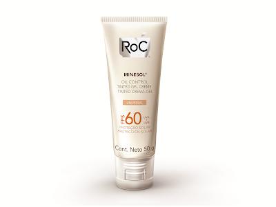 protetor solar facial oil control