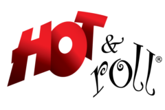 Hot and Roll Malaysian fast food franchise logo