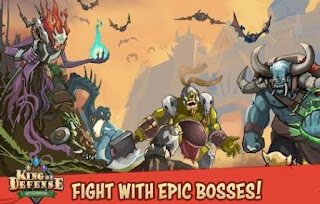 King Of Defense Apk Mod