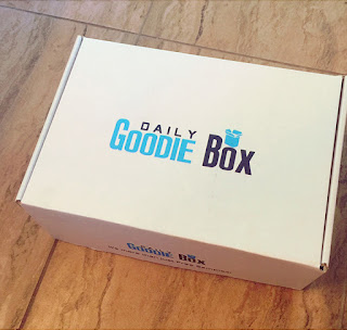 Enter the Daily Goodie Box Giveaway. Ends 3/16