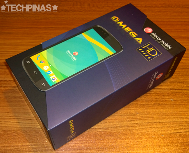 Cherry Mobile Omega HD Nitro