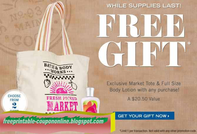 Blogspot bath and body works coupons