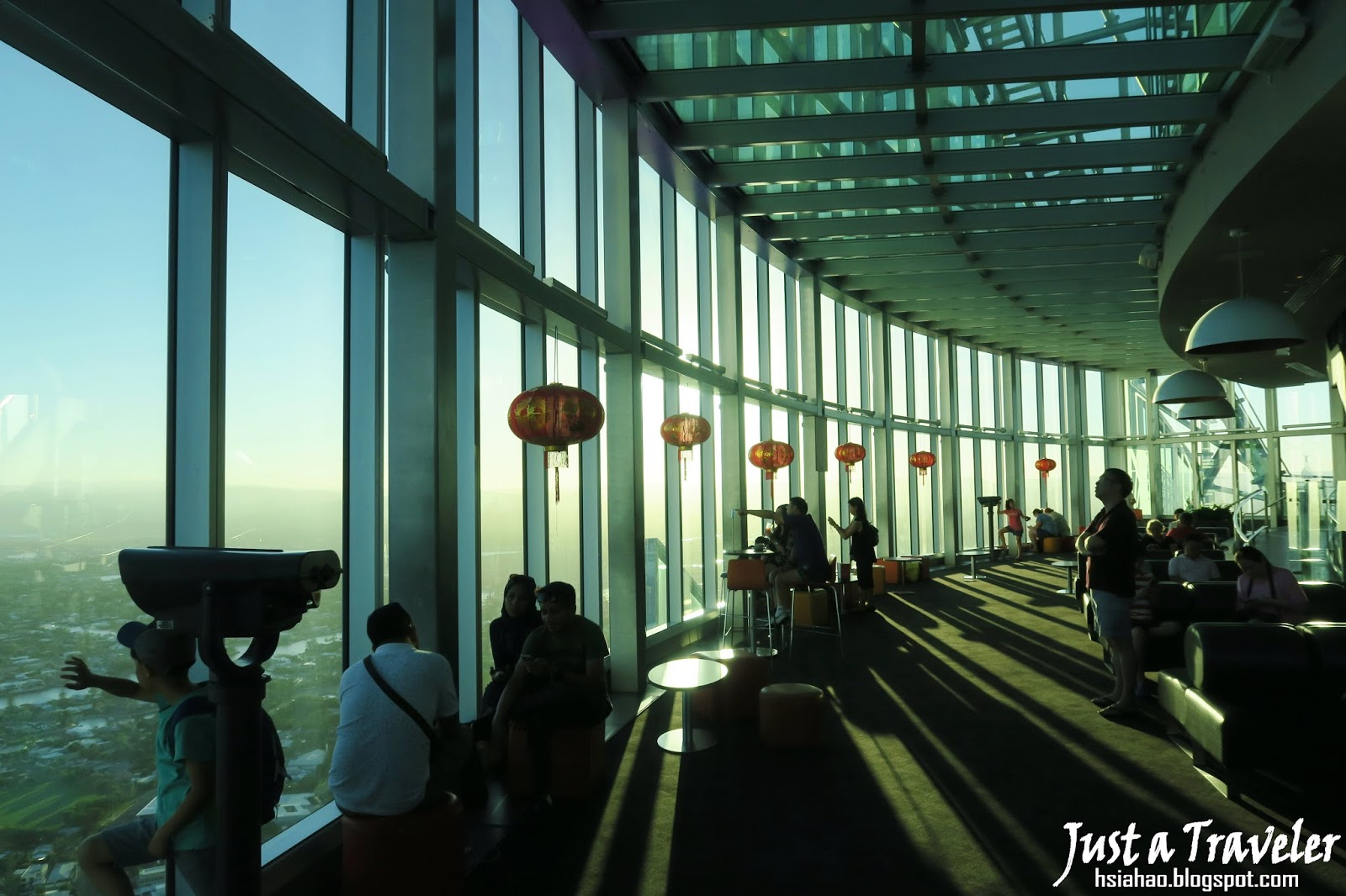 黃金海岸-景點-推薦-Q1大廈觀景台-Sky-Point-套票-旅遊-自由行-澳洲-Gold-Coast-theme-park-Australia