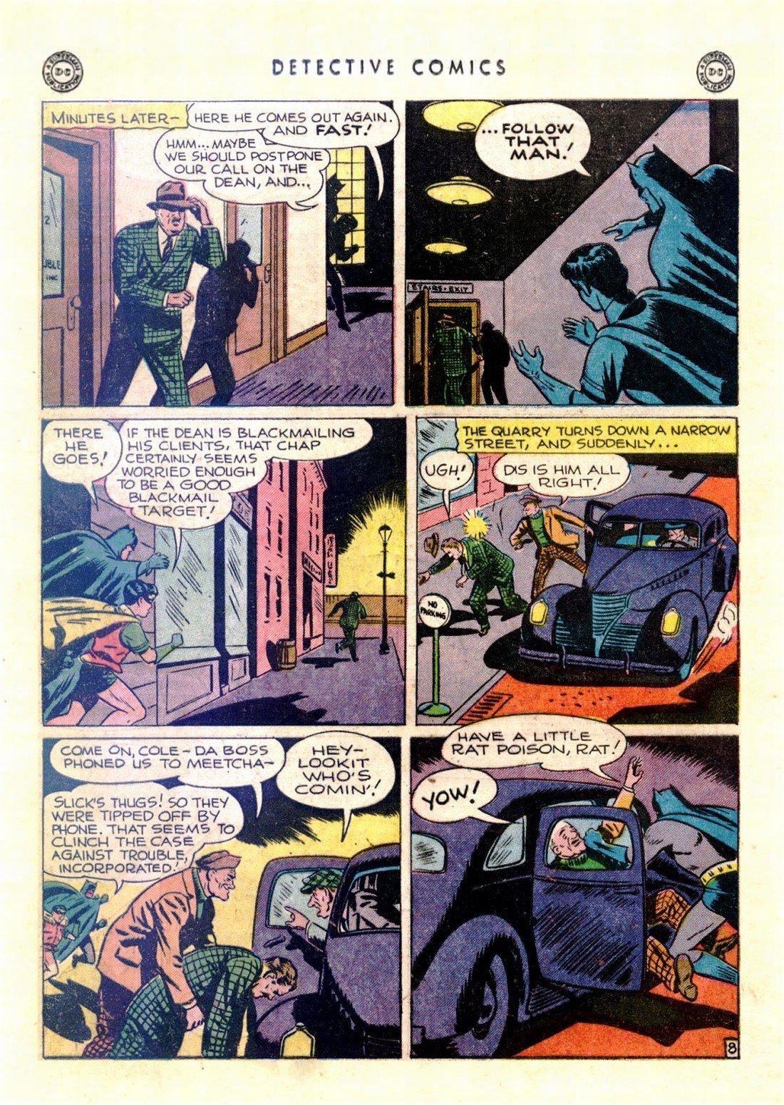 Read online Detective Comics (1937) comic -  Issue #103 - 10