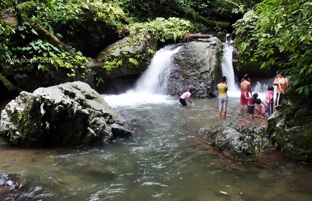 Tdaan Kini Springs and Waterfalls