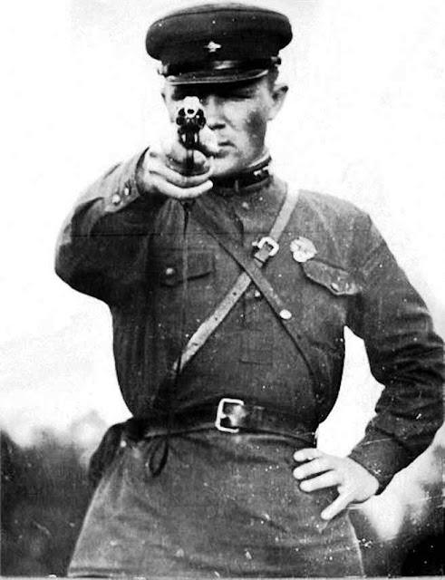 Oficial da NKVD