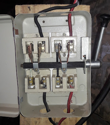 generator changeover switch