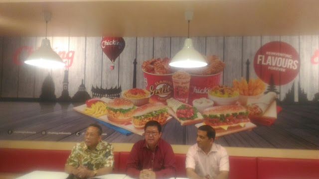 Chicking Resto Halal Dubai Menggoyang Lidah Masyarakat Indonesia