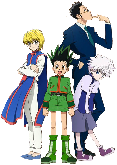 Anime Cheks