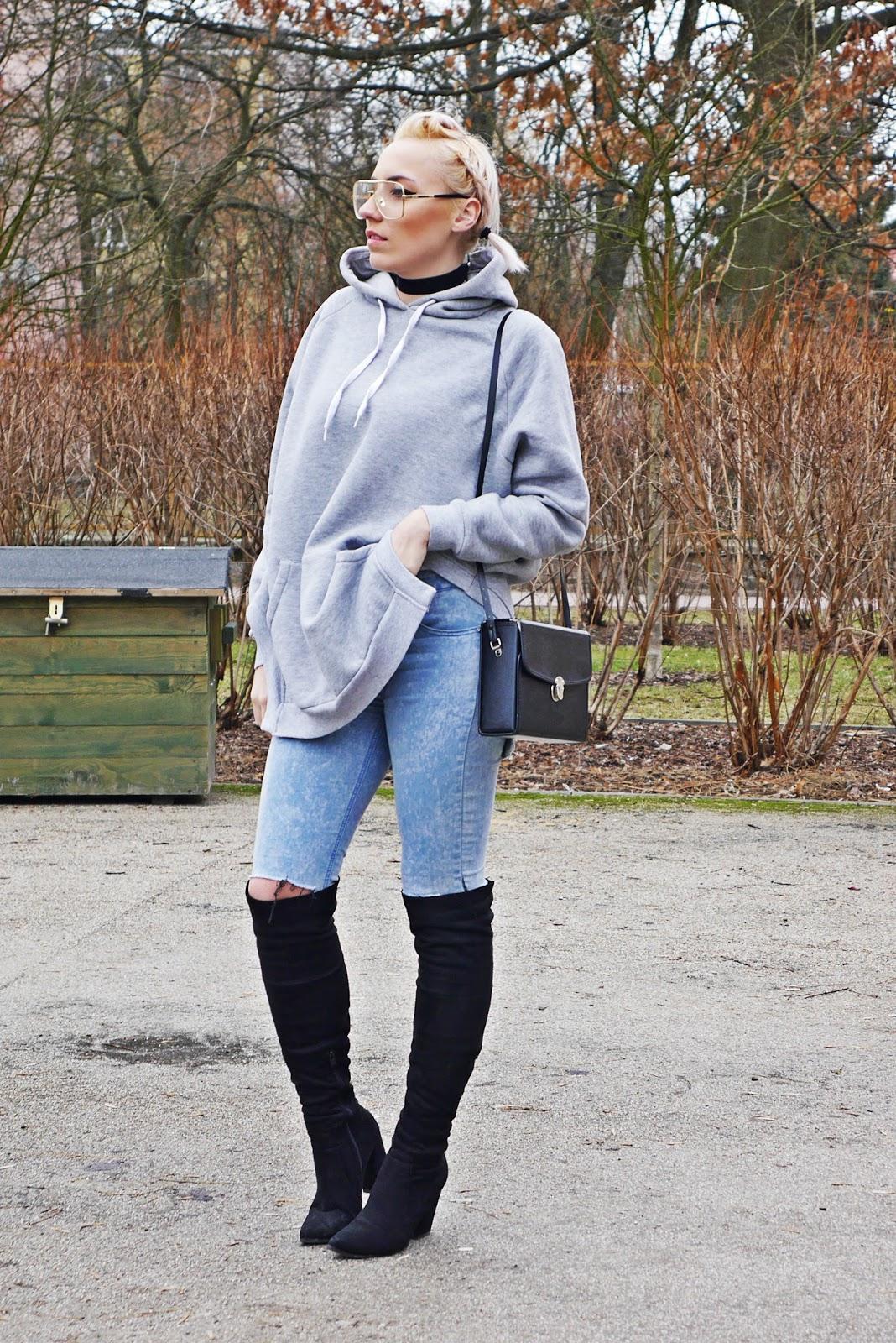 gray_hoodies_blue_jeans_black_boots_high_knee_look_karyn_020317