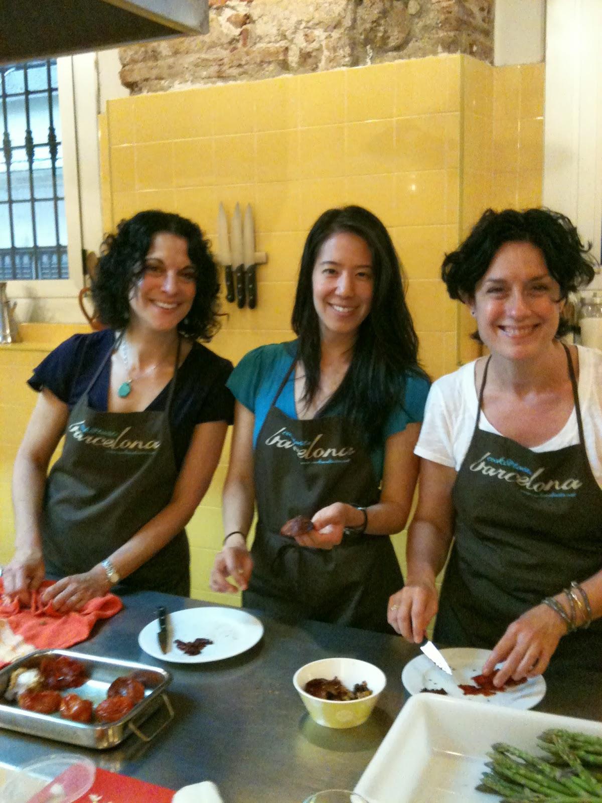 Barcelona - Cook & Taste cooking class