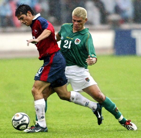 Bolivia y Chile en Clasificatorias a Alemania 2006, 30 de marzo de 2004