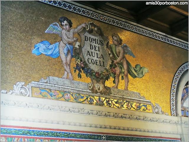 Mosaicos Interior Stanford Memorial Church