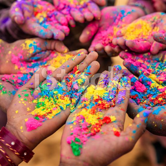 Happy Holi Child Images