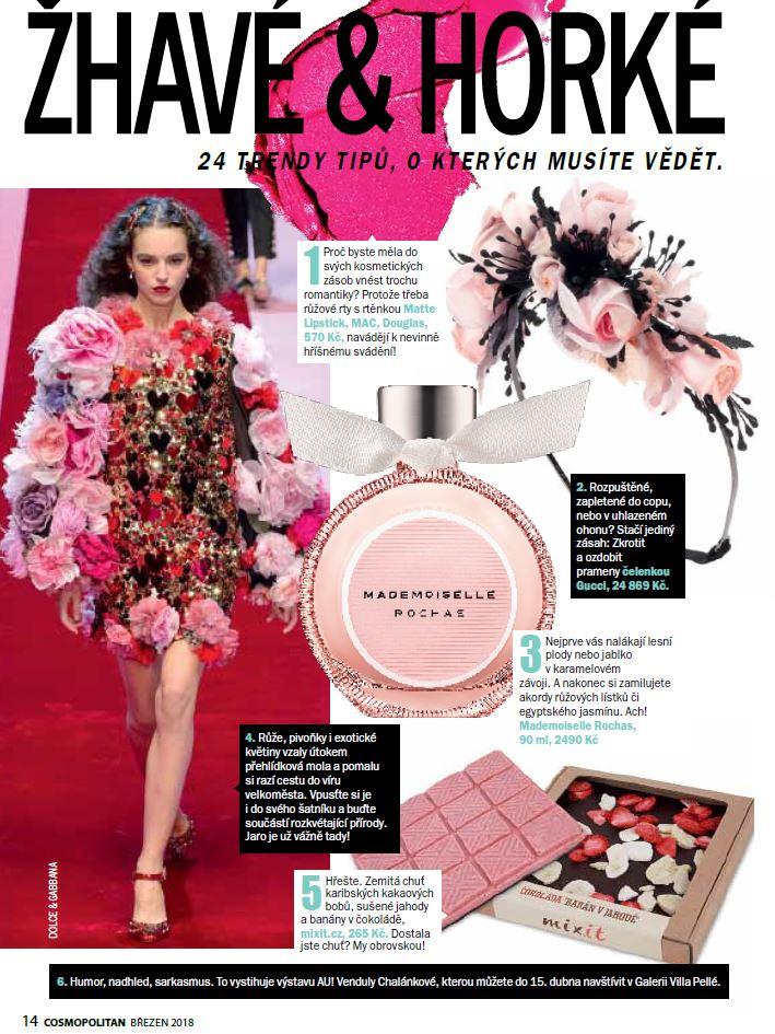 how to wear pink, mix-it, květinové čelenky