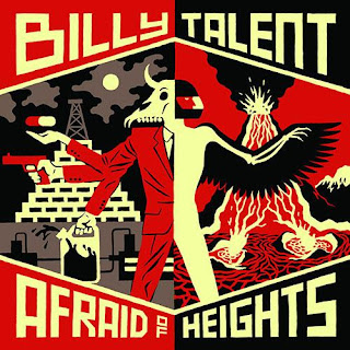 WLCY Premiere: Billy Talent - Afraid Of Heights Album (2016)