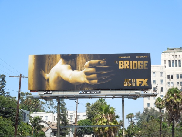 Bridge season 1 billboard