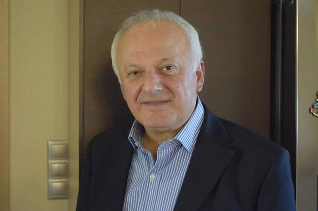 Λάβρος ο Κ. Καραπαναγιωτίδης κατά υποψήφιου Ευρωβουλευτή της ΝΔ