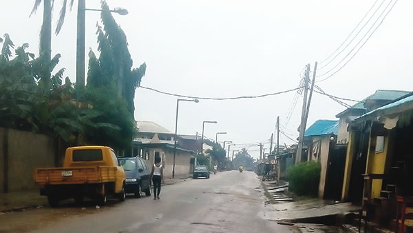 cheating wife dies hotel lagos