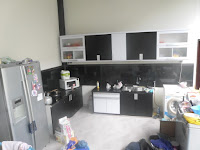 Kitchen Set L Shape