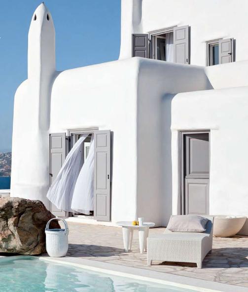 Stunning dream house at Mykonos island   mykonos23bis