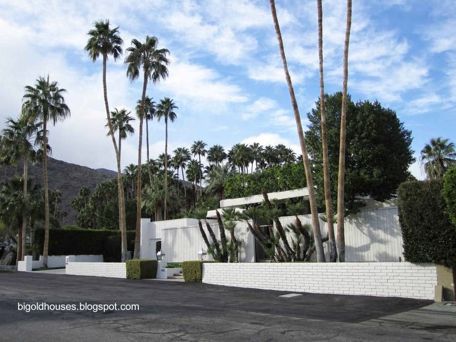 Casa moderna en Palm Springs California Estados Unidos
