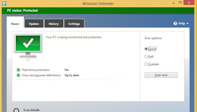 How To Use Windows Defender in Windows |  How to Update Windows Defender