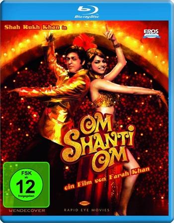 Om Shanti Om 2007 Hindi Full Movie 720p BluRay 1.2GB