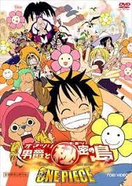 One Piece Movie 6 -Baron Omatsuri và hòn đảo bí ẩn - One Piece Movie 6 -Baron Omatsuri và hòn đảo bí ẩn (2013)