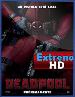 Deadpool (2016) | DVDRip Latino HD Mega