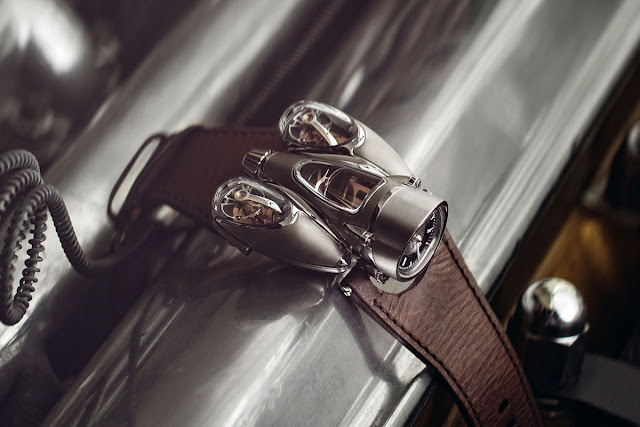 MB&F - Horological Machine N°9 'Flow', Road Edition