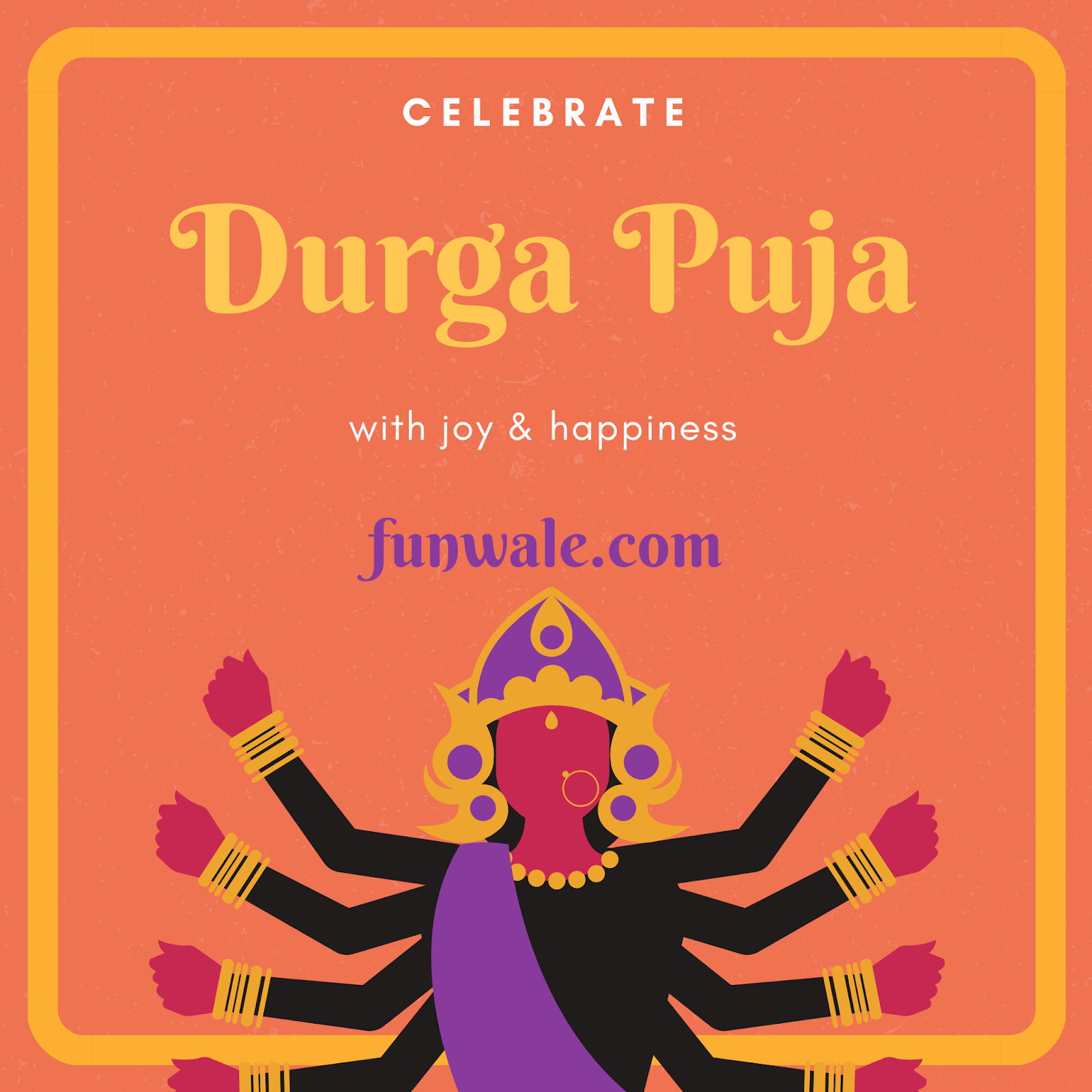 Navratri 2019 images wishes, sms and wallpapers | funwale